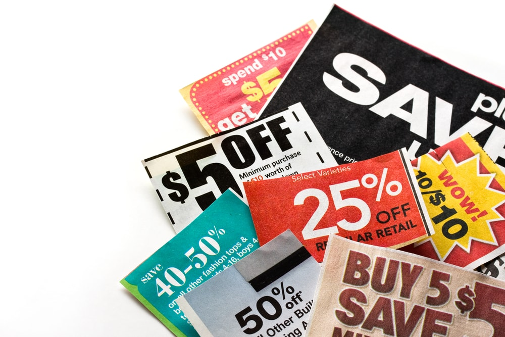 How to NOT use a coupon in your marketing
