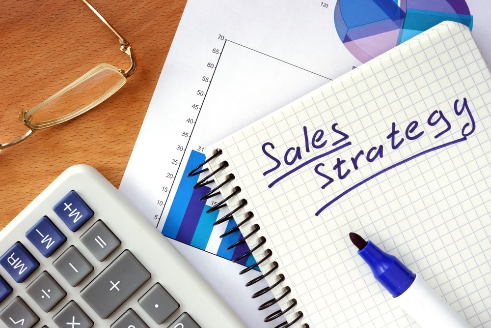 Sales Strategy — Know what Your Selling