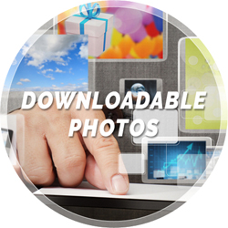 Downloadable photos