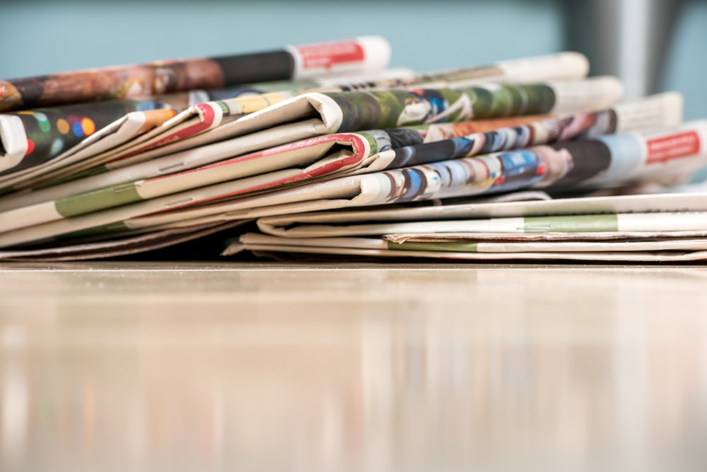 Why Newspapers are Failing