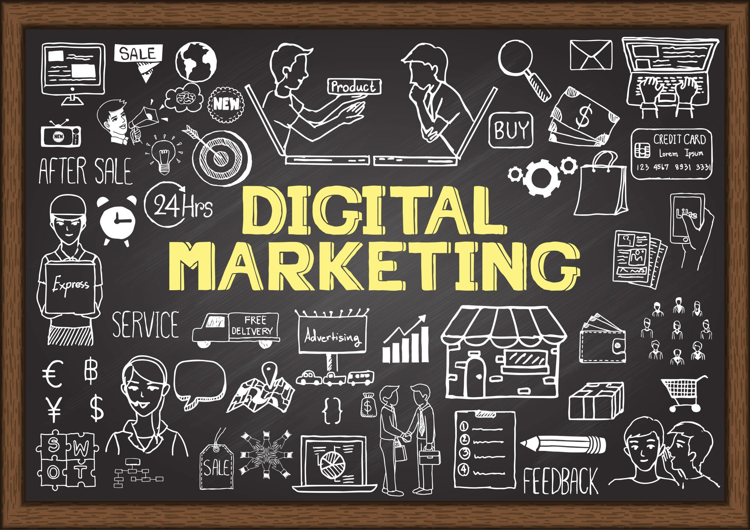 Useful Digital Marketing Strategy Tips for Small Businesses