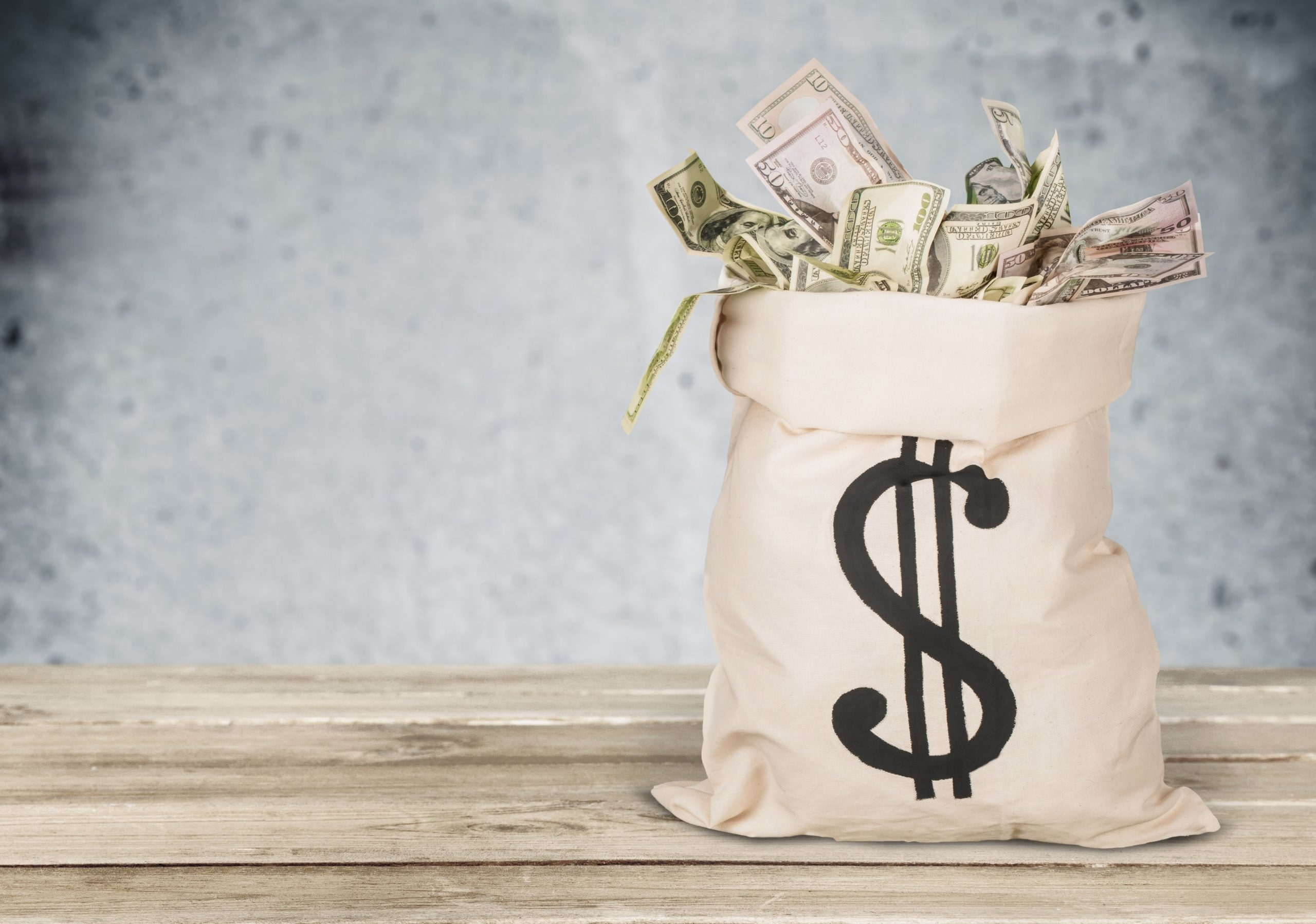 What the Money Bag Concept Means for your Business