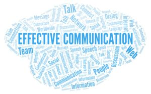 Effectively Communicate with your Audience