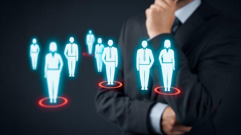 marketing target marketing segmentation